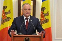 Додон: Молдова не станет членом Евросоюза в ближайшие 10-15 лет