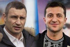 Кличко назвал Зеленского опасным для Украины
