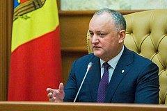 Престижный молдавский журнал выбрал Игоря Додона «Политиком года» в Республике Молдова