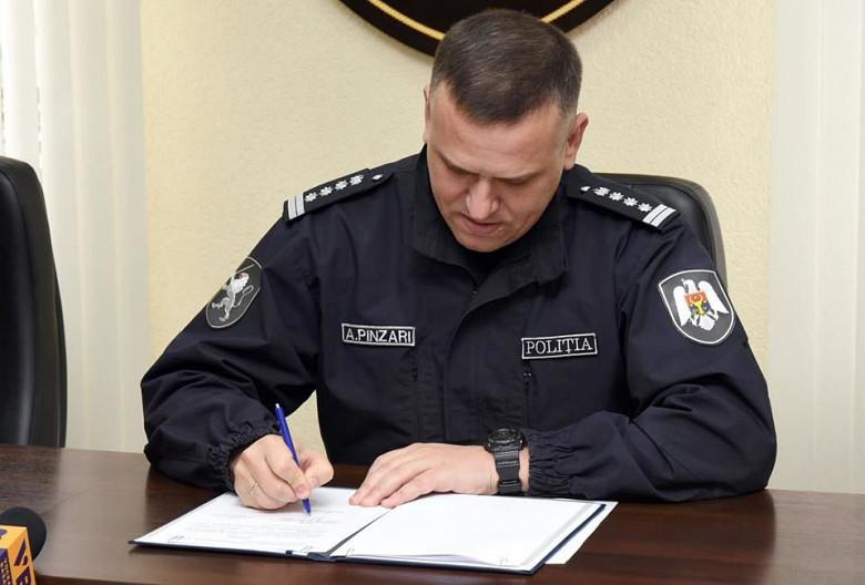 Пынзарь: Полиция обеспечит защиту личной жизни граждан фото 4
