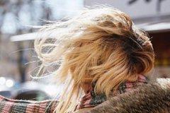 Синоптики продлили желтый уровень метеоопасности в связи с ветром