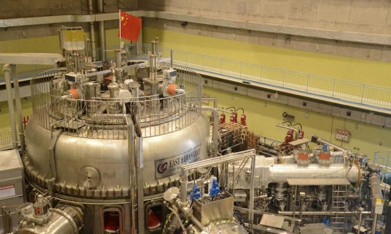 """Китай завершает строительство """"искусственного Солнца"""" фото 2"""