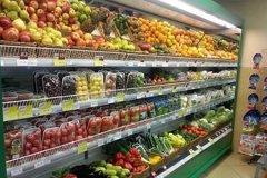 В Молдове основную торговлю несезонными овощами и фруктами обеспечивают супермаркеты