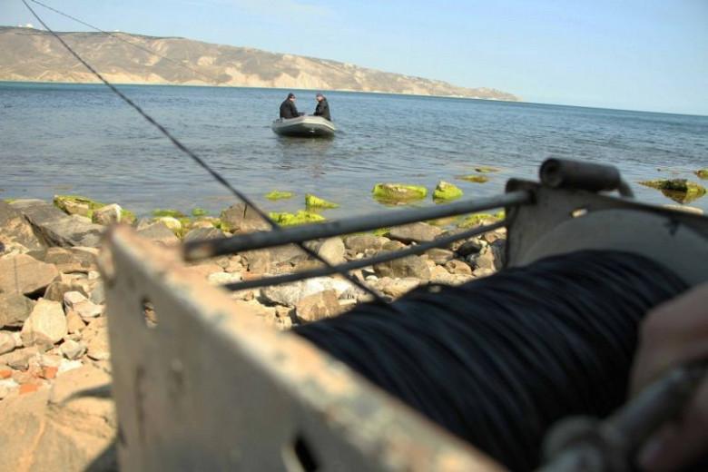 В Крыму нашли и ликвидировали 500-килограммовую авиабомбу времен войны фото 4