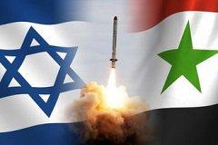 Израиль нанёс серию ударов по Сирии