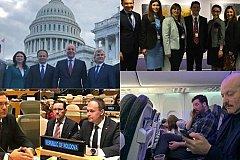 Расходы на зарубежные командировки молдавских депутатов исчисляются миллионами