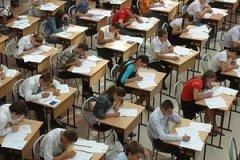 """Сдача """"предбака"""": будущие выпускники писали тесты по математике и истории"""