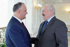 Лукашенко и Додон обсудили отношения двух стран с Украиной и Россией