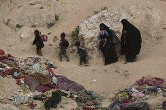 Стало известно о гибели сотен детей в подконтрольном США сирийском лагере