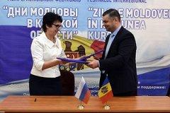 В Курске обсудили внешнеэкономическую деятельность с Молдовой