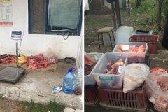Конфискованное в Бельцах мясо то ли переработали, то ли уничтожили