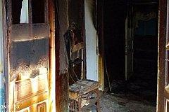 На пожаре в Тараклии погибла пожилая женщина.