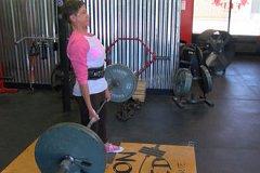 Американская пенсионерка поставила мировой рекорд по пауэрлифтингу