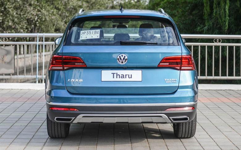 Весть из Аргентины: в России будут выпускать Volkswagen Tharu фото 2