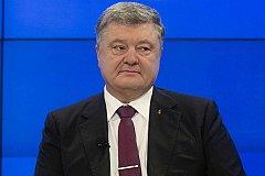 Информация оПорошенко исчезла ссайта президента Украины