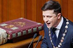 Зеленский распустил Раду и назначил досрочные выборы