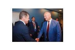 В Санкт-Петербурге прошло заседание Молдо-Российского Экономического совета