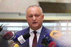 Додон: такой ситуации в Молдове не было за все годы независимости