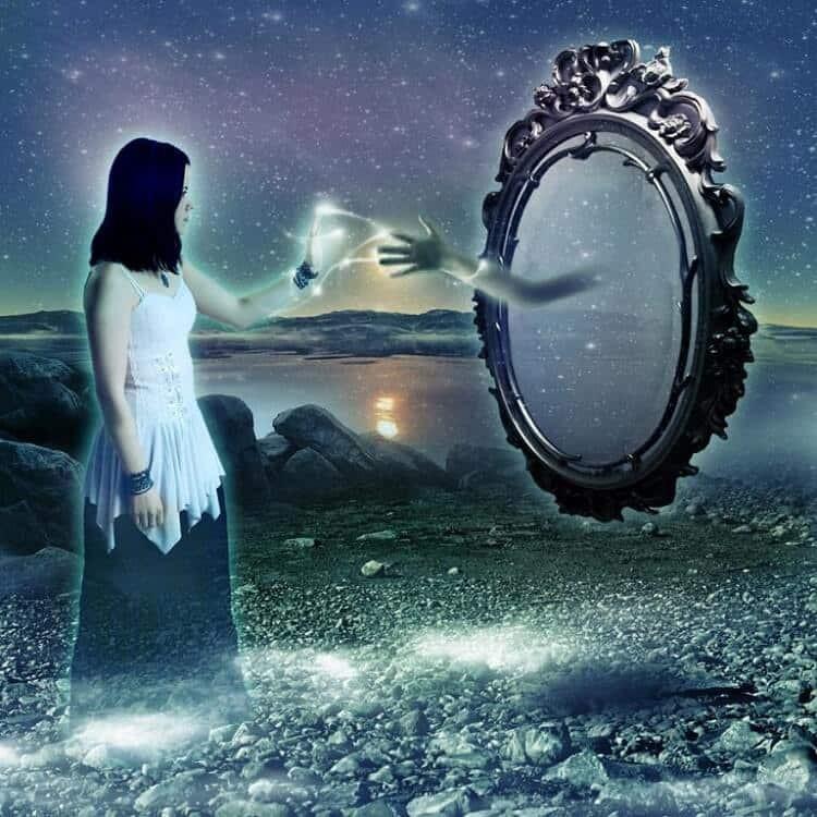 """Вещие сны приходят тогда, когда человек """"подключается"""" к информационному полю вокруг земли (Вернандский)"""