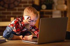 Как долго детям можно находиться за компьютером?