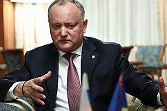 У нас постоянный контакт с нашими российскими партнерами, - Игорь Додон