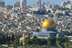 15 апреля произошел пожар на Храмовой горе в Иерусалиме, причина не известна