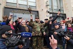 Потеплело. В Молдове активировались политические протесты!
