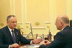 Парламент Молдовы снова стал функциональным