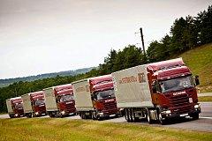 Важная информация для водителей грузовых автомобилей
