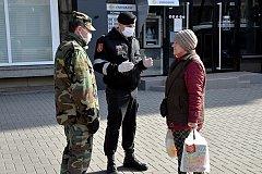 В Глодяны прибыли военные…