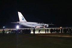 Российский самолет привез в Молдову помощь из Китая