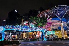 Как провести Рождество в Сингапуре