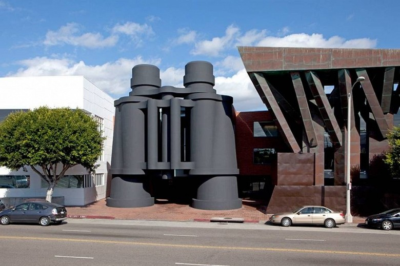 Помещение, построенное для Рекламного агентства, в Калифорнии