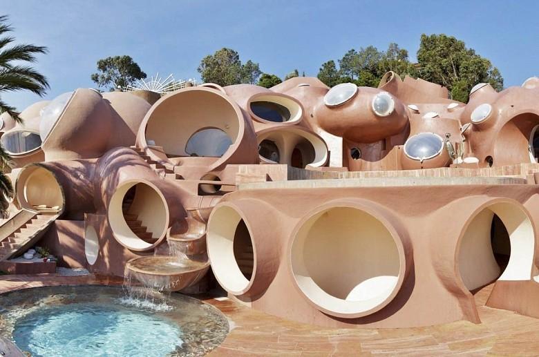 Пузырьковый дом, Франция