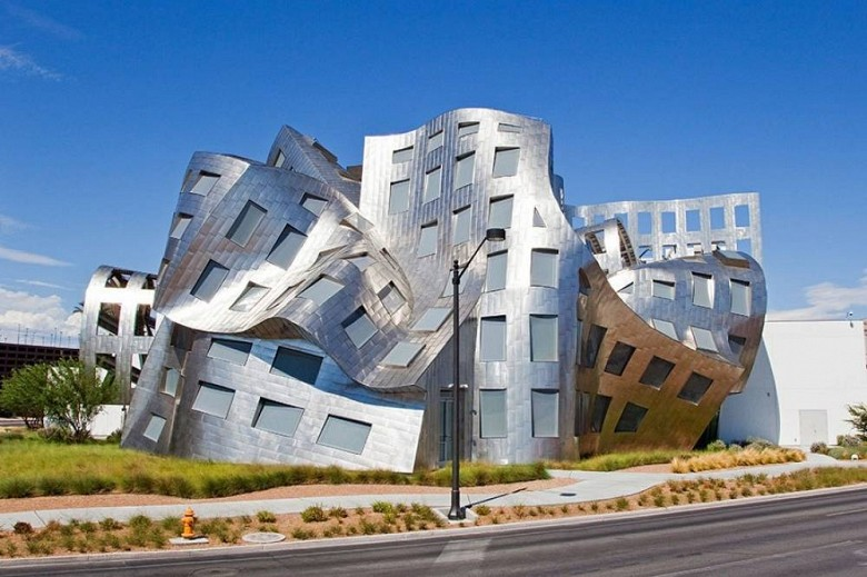 Не поверите, но это «Центр здоровья мозга» в Лас-Вегасе