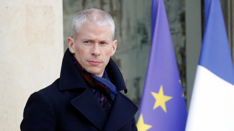 Министр культуры Франции, Франк Ристер