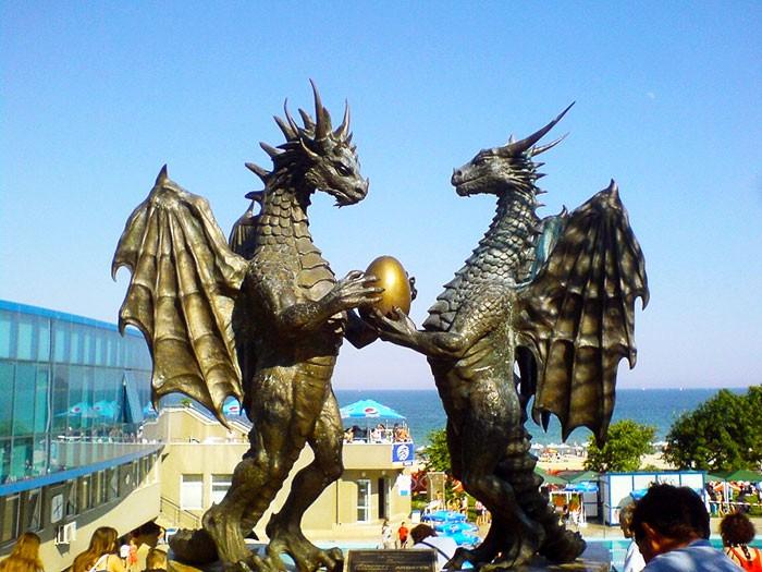 Влюбленные Драконы, Болгария