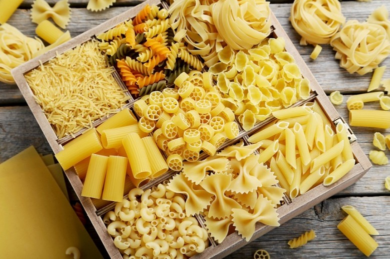 Паста (макароны). Италия