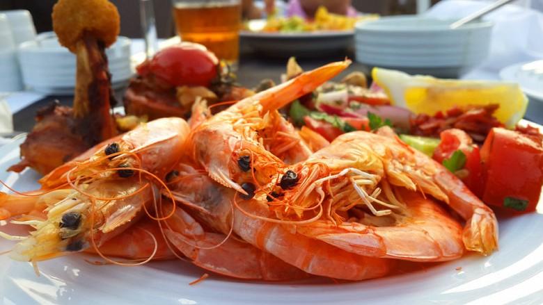 Морепродукты. Португалия