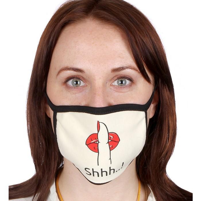 Креативные медицинские маски фото 15
