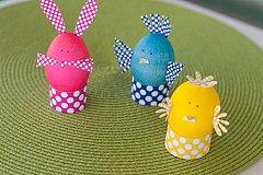 Пасхальные яйца – домашний креатив